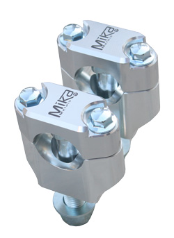 Silver Bar Clamps