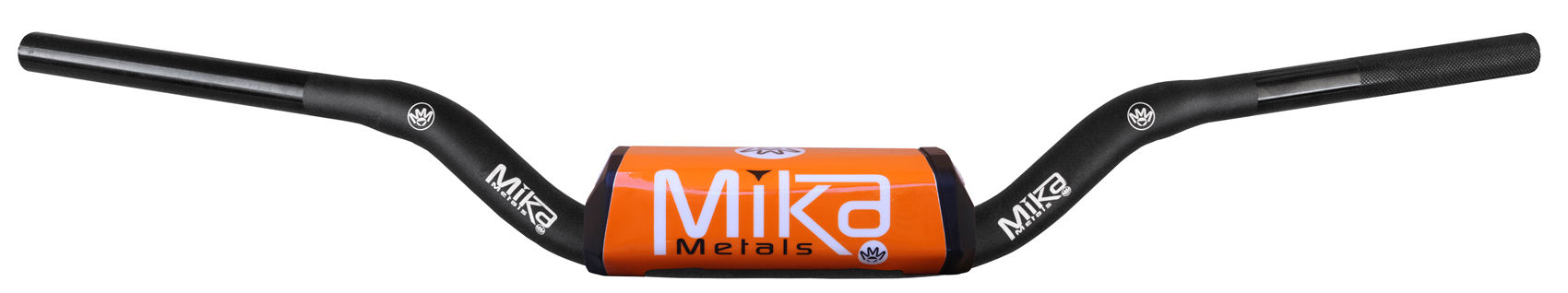Mika Metals Handlebars Raw Series